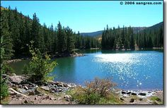 Bear Lake Cuchara Co. Been here several times but it's been a while. Saw my first bear in the wild here.