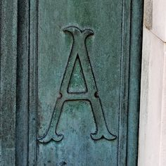 letter A by Leo Reynolds, via Flickr