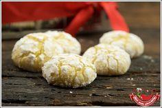 Ghoriba al limone - http://www.nonsolopiccante.it/2015/01/13/ghoriba-al-limone/