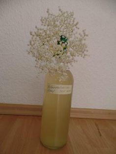 Rezept: Holunderblüten-Sirup Bild Nr. 4
