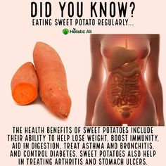 Nutrition World Chattanooga Health Facts, Health Diet, Health And Nutrition, Health And Wellness, Health Fitness, Sweet Potato Benefits, Tips & Tricks, Natural Health Remedies, Natural Medicine
