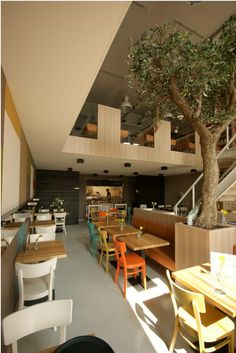 Restaurant Interior Design Style