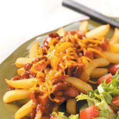 Chili Dog Fries