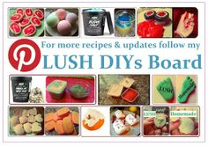 * Marias Self *: DIY LUSH Bath Bombs / Fizzies Recipe, How to Make LUSH Products CHEAP, EASY  QUICK! Homemade Gift Idea for Saint Valentines Day, Birthday, Mothers Day or Christmas.