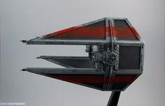 Star Wars Vehicles, Star Wars Models, Tie Fighter, Star Wars Poster, Starwars, Wings, Building, Drill, Empire