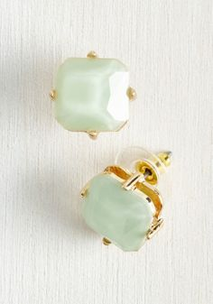 For Gild Measure Earrings | Mod Retro Vintage Earrings | ModCloth.com