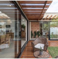 stylishly enjoyable backyard furniture ideas you'll adore 64 « Dreamsscape Backyard Furniture, Backyard Patio, Furniture Ideas, Home Interior Design, Exterior Design, Outdoor Spaces, Outdoor Living, Modern Deck, Terrace Design