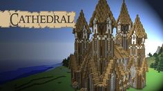 Medieval Cathedral Minecraft Project