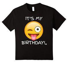 Kids Emoji Birthday