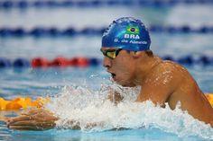 Brazilian Olympian Brandonn Almeida Verbally Commits to South Carolina College Recruiting, Dotted Line, Olympians, South Carolina, Discovery, High School, High Schools, Secondary School