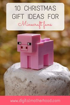 10 Christmas Gift Ideas For Minecraft Fans Xmas Presents For Mum, Christmas Gifts For Mum, Trending Christmas Gifts, Personalized Christmas Gifts, Kids Christmas, Presents For Children, Christmas 2019, Christmas Recipes, Minecraft Toys For Kids