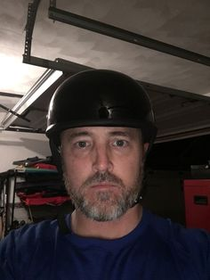"Today's Featured WSB Helmet Review - Real Reviews from Real Customers  ""This helmet is awesome. No mushroom head and fits great. This is my third attempt to find the right helmet and I hit the mark."" - Michael M.  Get Your WSB Helmet at https://bikersden.com/motorcycle-helmets/shorty-skull-cap-motorcycle-helmets-dot-certified/biker-helmets-beanie-motorcycle-helmets/"