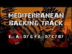 E Harmonic Minor Spanish/Latin Backing Track - YouTube