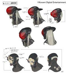 Cyberpunk Character, Cyberpunk Art, Character Concept, Character Art, Character Design, Robots Characters, Fantasy Characters, Shining Tears, Cry Anime