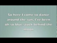 Matt Costa - Behind the Moon (lyrics)