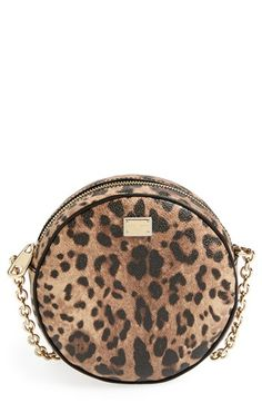 Dolce&Gabbana 'Miss Cleo - Circle' Crossbody Bag available at #Nordstrom