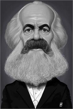 "Find & buy curated fine art prints like ""Karl Marx"" from artist Rob Snow Karl Marx, Rob Snow, Cultura General, Inspirational Wall Art, Canvas Art Prints, Vintage Posters, Fine Art America, Pop Culture, Illustration Art"