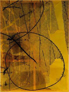 Sigmar Polke davidcharlesfoxexpressionism.com #sigmarpolke #abstractart #expressionistartist #expressionism
