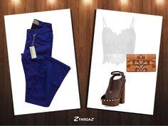 Dica de look para arrasar com calça Fargaz!!! #Fargaz2015