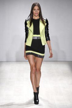 Cara Cheung Ready To Wear Spring Summer 2014 Toronto - NOWFASHION