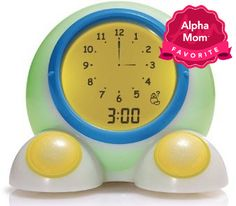 Favorite Kids Clock: Onaroo Teach Me Time  This has been a wonderful product in our home! -SWM