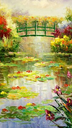 style of Monet Art Hoe Aesthetic, Aesthetic Painting, Renaissance Kunst, Monet Paintings, Famous Art, Painting Wallpaper, Van Gogh, Art And Architecture, Aesthetic Wallpapers