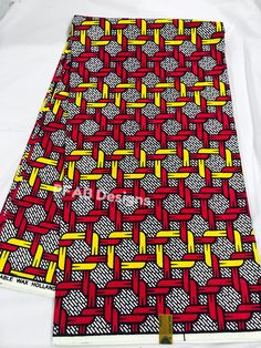 Ankara Block  Wax /Fabric/African Prints/Supplies/African Fabric/Ankara/Crafts/sewing/African Clothing/ Sold by yard by PFABdesigns on Etsy https://www.etsy.com/listing/526466335/ankara-block-wax-fabricafrican