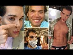 Real-life Ken doll Rodrigo Alves rushed to hospital after his body REJEC...