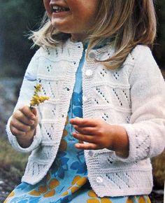 Knitting For Kids, Baby Knitting Patterns, Knit Crochet, Blog, Pose, Sweaters, Jackets, Denim, Irene