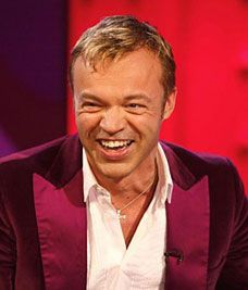 Graham Norton-there is truly no funnier guy anywhere