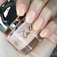 Smith & Cult Ghost Edit: The delicate mani of choice for ghostwriters and nail-polish enthusiasts!