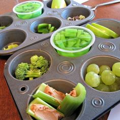 Great idea for encouraging healthier eating parent