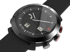 Cogito Original - The Smartwatch That Looks Like A Watch http://coolpile.com/gadgets-magazine/cogito-original-smartwatch-looks-like-watch/ via coolpile.com  #Android #Bluetooth #Cool #Design #Gifts #iOS #Smart #Smartphones #Smartwatches #Tablets #coolpile