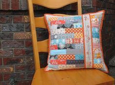 pts 7 pillow reveal by maripenquilts, via Flickr