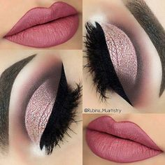 21 Cool and Trendy Makeup Ideas for Spring Glamorous Eye Makeup with Pink Lips for Spring Makeup Ideas Related posts: 23 trendy clown make-up ideas for Halloween 2018 15 spring make-up ideas for green eyes 17 Cool Makeup Storage Ideas to Try ASAP Glitter Eye Makeup, Eye Makeup Tips, Makeup Geek, Makeup Ideas, Glitter Gel, Pink Lipstick Makeup, Makeup Dupes, Matte Lipstick, Makeup Inspo