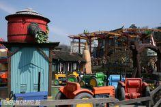 Es war einmal - Wonderland Studios im Jahr 2007 im Movie Park Germany