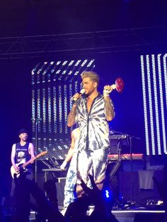 04/29/16 Adam Lambert Berlin, Germany TOH Tour