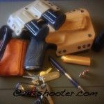 EDC entry in our current contest.  M&P 9mm f/s, S-CON pancake holster & dbl mag carrier, ...