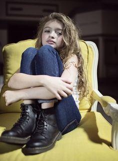 BABIEKINS MAGAZINE | About a Girl