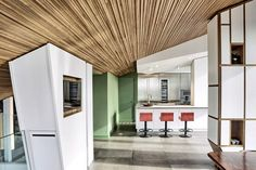 Interior with terrace, Turin, 2015 - MG2 ARCHITETTURE