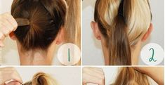 Super Twisted Bun Hairstyle   Makeup Mania