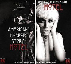 #Matt Bomer #Lady Gaga #American Horror Story Hotel
