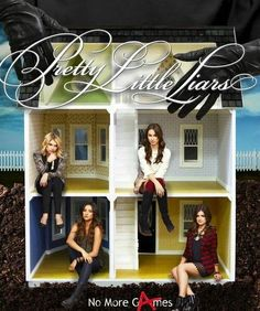 Image via We Heart It #emily #hanna #spencer #aria #prettylittleliars #pll