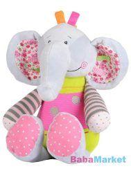 Babajáték - BabyOno plüss csörgő elefánt 30cm 1192 Baby Kids, Little Girls, Children, Boys, Toddler Girls, Baby Girls, Kids, Big Kids, Children's Comics
