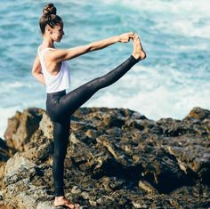 hand to toe | #yoga