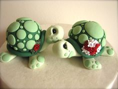 Love Turtles. $150.00, via Etsy.