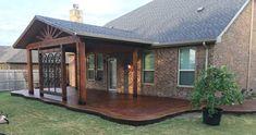 Gorgeous pavilion an