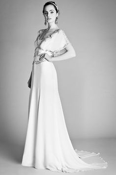 Lose Yourself In The Breath Taking Beauty Of Boho Beautiful Temperley Bridal Ophelia 2012 Collection
