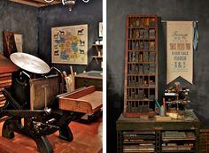 studio shot of something's hiding in here, so lovely! {via etsy's open studio tour}