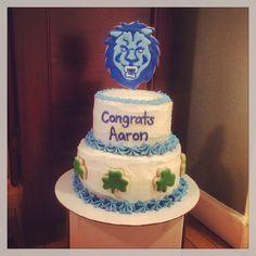 Columbia U.- Congrats & Good Luck, Aaron!